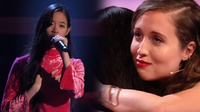 Perjuangan Claudia Dalam The Voice Jerman