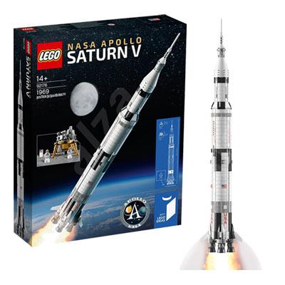 レゴ(LEGO) レゴアイデア NASA アポロ計画 サターンV 92176