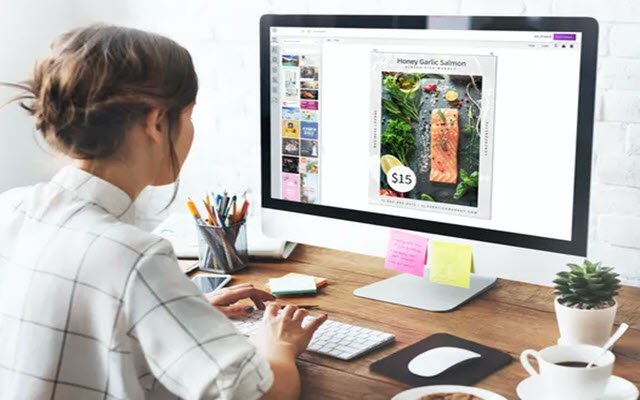 Create all kinds of designs from templates with DesignMaker