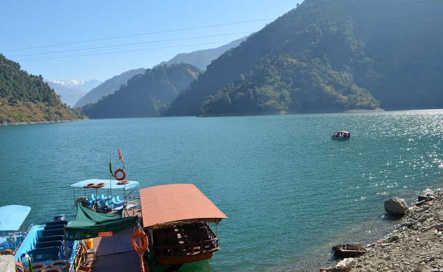 Lake in Dalhousie