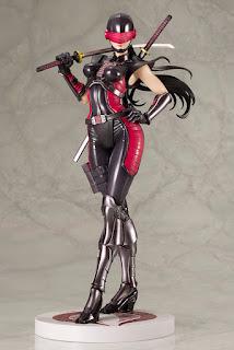 G.I. Joe – Dawn Moreno (Snake Eyes II), Kotobukiya