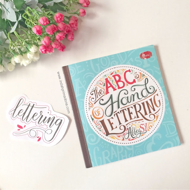 review buku the abcs of hand lettering, review buku lettering, hand lettering book, www.indahprimadona.com