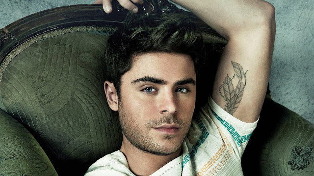 Zac Efron Wallpaper 4