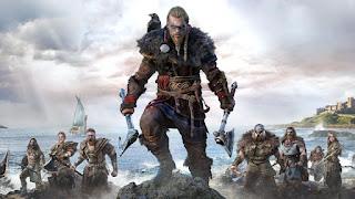 خلفيات لعبة  الجيدة Assassin's Creed Valhalla
