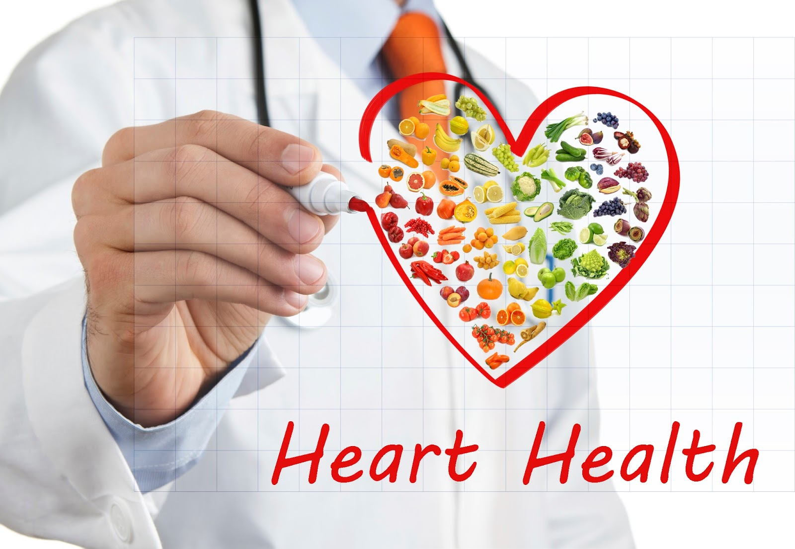 Top 7 Heart-Healthy Foods + How to Follow a Heart-Healthy Diet