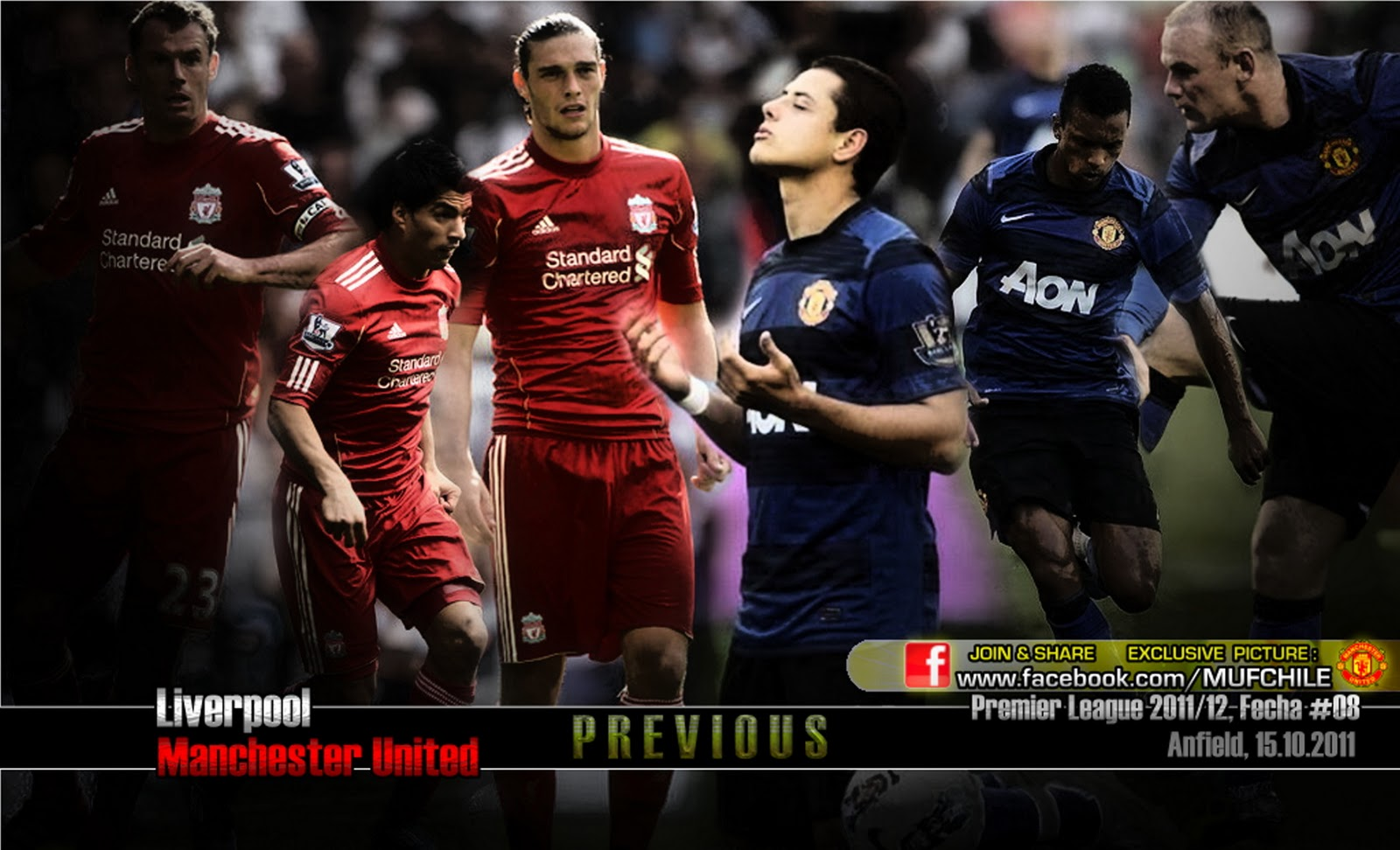 Glory Glory Manchester United PREVIEW LIVERPOOL Lwn