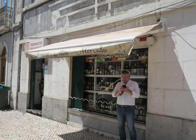 Rua Da Santa Marta N 33A Lisbon
