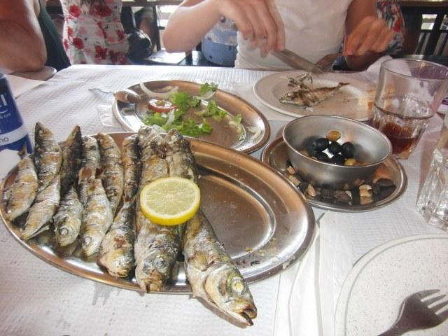 pescado portuges algarve restaurante casa chico ze