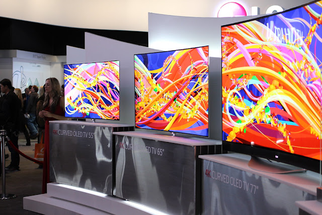 All About the LG C9 OLED TV - RictasBlog