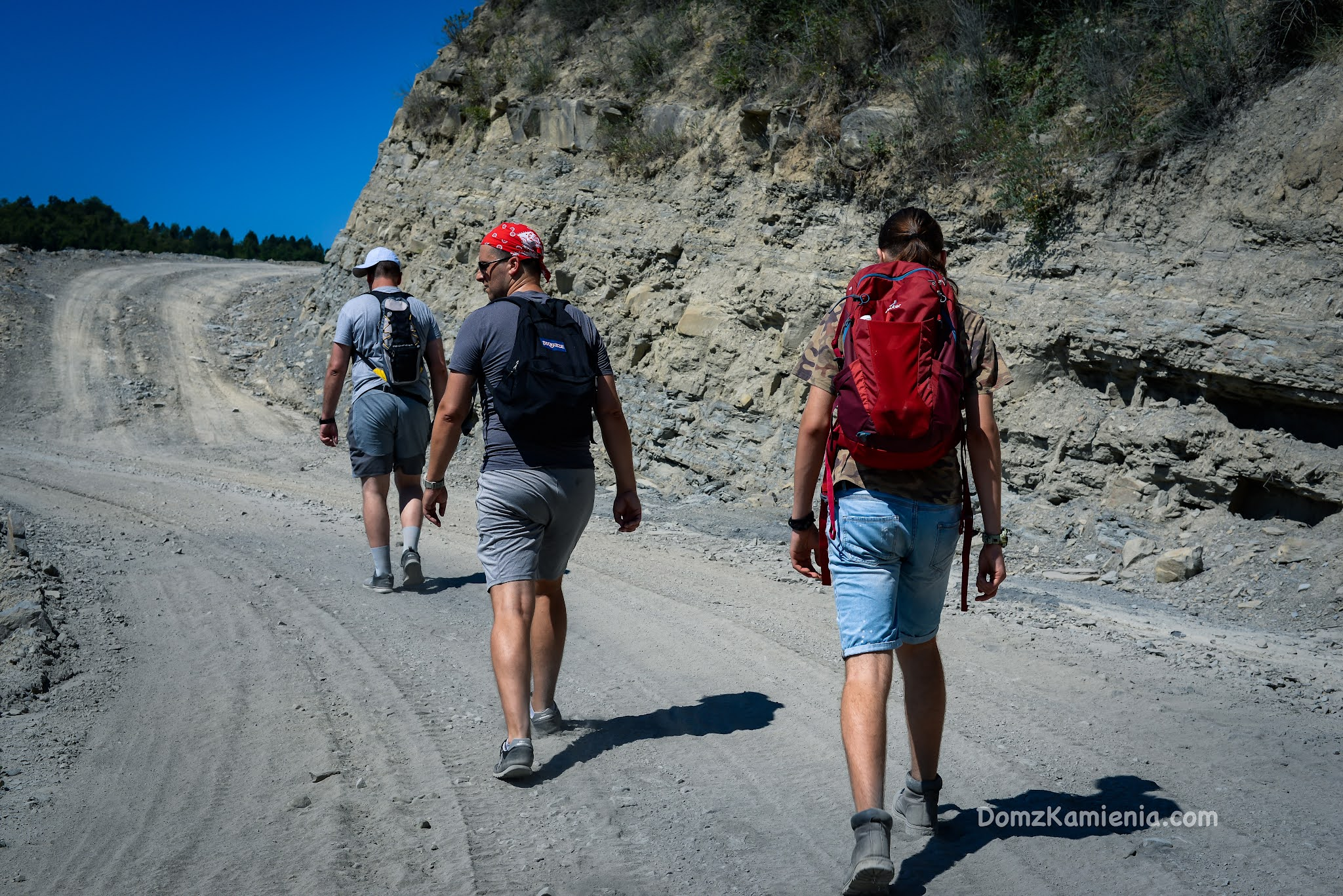 Trekking Marradi Dom z Kamienia blog