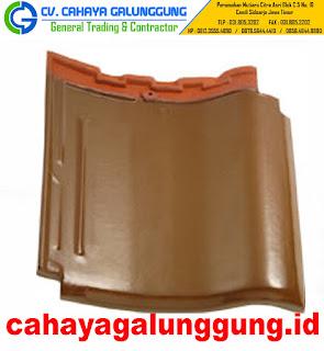 Genteng Keramik Kanmuri Type Milenio