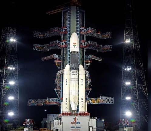 चंद्रयान-2 - 22 जुलाई को होगा लॉन्च, 15 जुलाई को नहीं हो सकी थी लॉन्चिंग