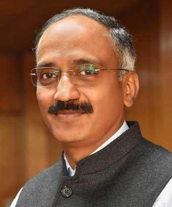 Dr Nalin Shinghal takes over as CMD, BHEL