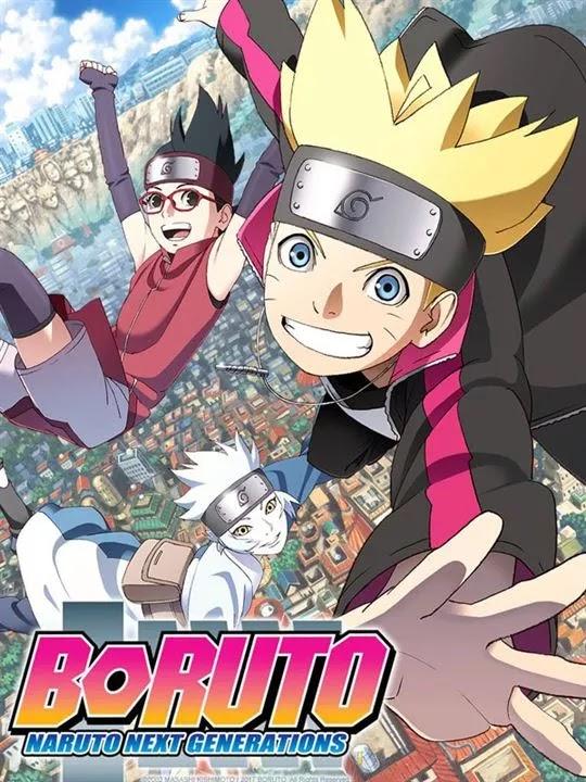 Boruto: Naruto Next Generations Episodio 1-195 Japones Subtitulado 720p