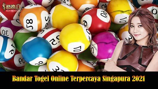 Bandar Togel Online Terpercaya Singapura 2021