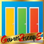 Games2Escape - G2E 3 Doors Escape 1