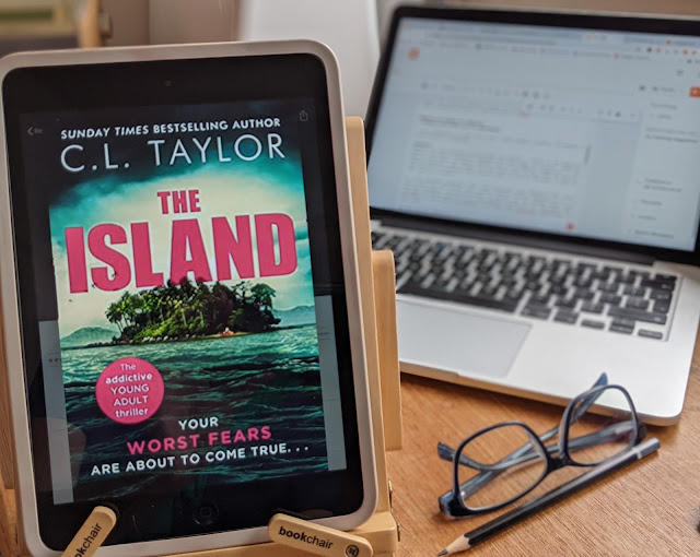 The Island by CL Taylor book review