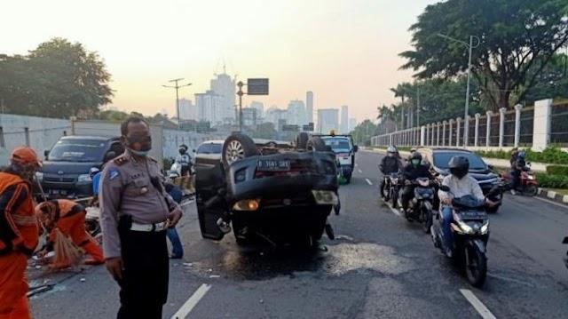 Wajib Waspada! Ini 20 Lokasi Rawan Kecelakaan di Jakarta dan Sekitarnya