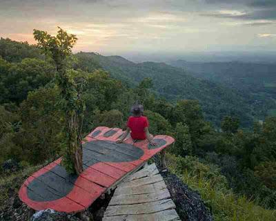 Wisata hits jogja, wisata gunung kidul, wisata bukit lintang sewu, lokasi lintang sewu, tiket masuk lintang sewu