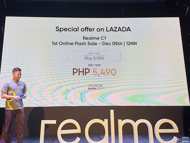 Lazada Flash sale soon!