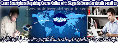 Teaching phone repairing courses online