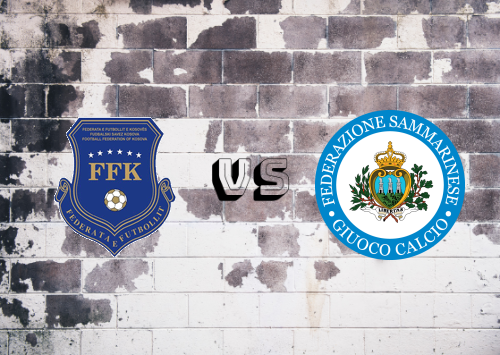 Kosovo vs San Marino  Resumen