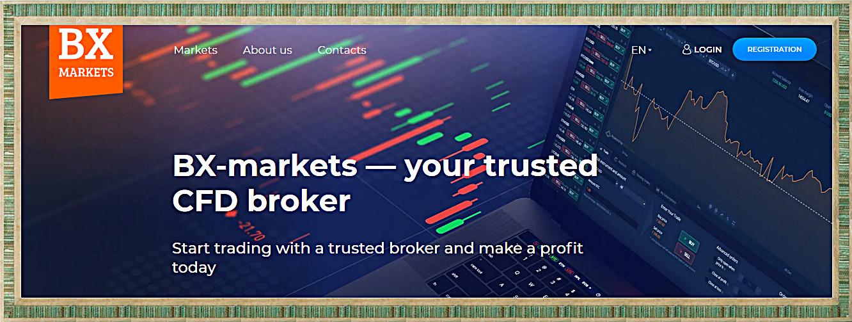 Мошеннический сайт bx-markets.com – Отзывы, развод. BX-markets мошенники