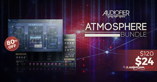 audiofier atmosphere audio plugin deals 2020