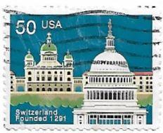 Selo 700 anos da Suiça