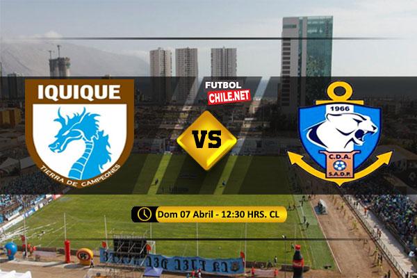 PREVIA: Deportes Iquique vs Deportes Antofagasta