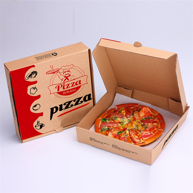 Why People Mostly Select Square Shaped Pizza Boxes For Packaging?