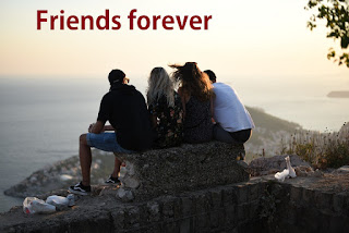 friends forever cool dp pics