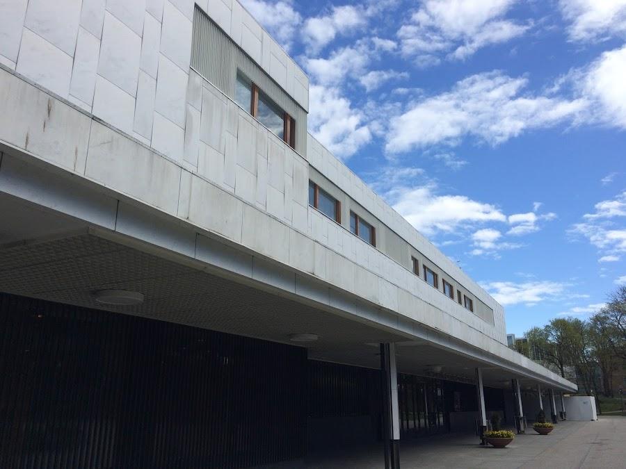 フィンランディア・ホール(Finlandia-talo)