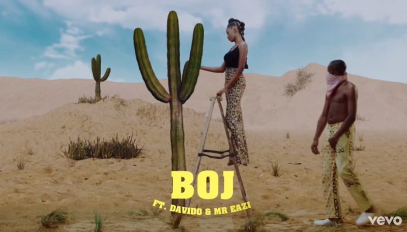 "[Video] Boj – ""Abracadabra"" ft. DaVido, Mr Eazi"