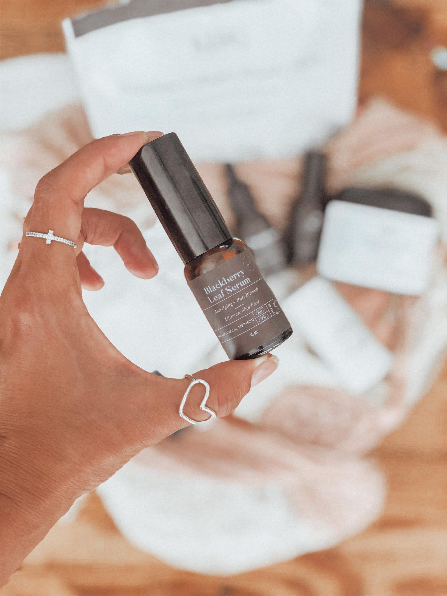 serum minimize pores