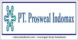 Lowongan Kerja Chef PT Prosweal Indomax Sukabumi
