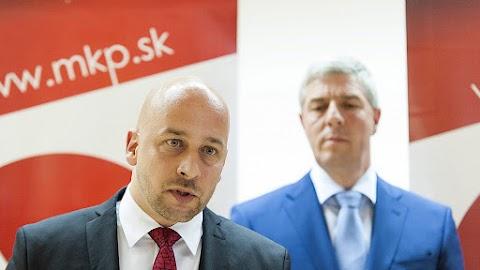 Elutasította a Most-Híd, hogy a Magyar Közösség Pártjával koalíciót kössön
