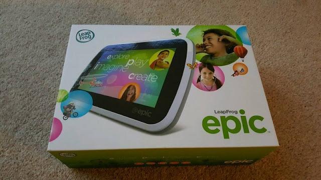 LeapFrog Epic Tablets for Children