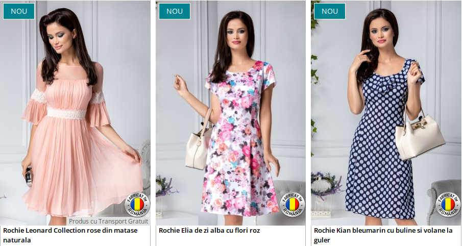 modele de rochii de vara