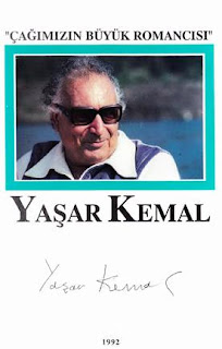 Yaşar Kemal - Çağımızın Büyük Romancısı-Tüyap 1992 Onur Yazarı