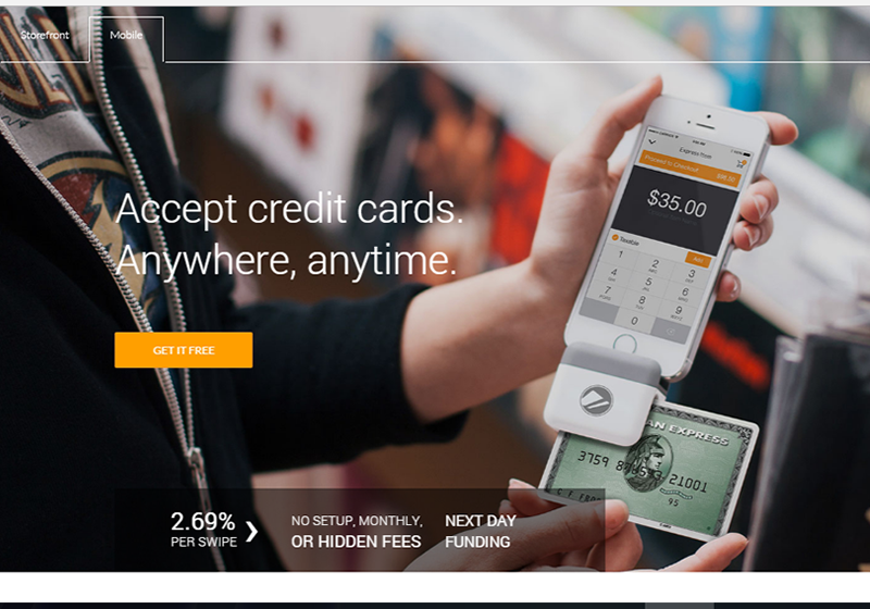 Pay Anywhere lets business take payments anywhere