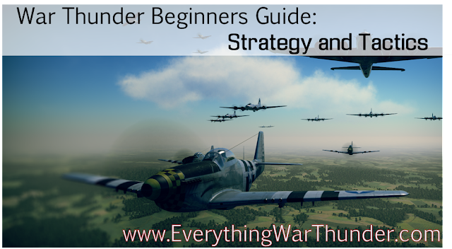 War thunder tutorial & guide - learning the game #1