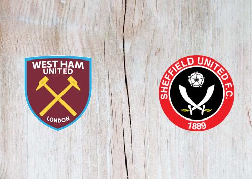 West Ham United vs Sheffield United -Highlights 26 October 2019