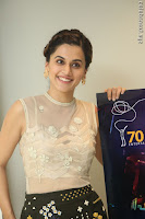 Taapsee Pannu in transparent top at Anando hma theatrical trailer launch ~  Exclusive 058.JPG
