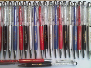 Jual Stylus Pen Kristal untuk Souvenir