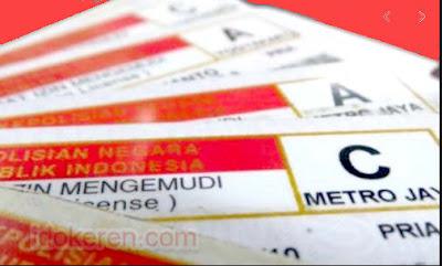 Syarat- syarat Perpanjangan SIM ?