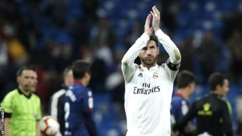 Sergio Ramos Has Asked To Leave Real Madrid On A Free Transfer- Perez