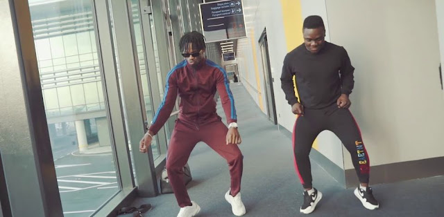 Diamond Platnumz Ft. Fally Ipupa & Mose Iyobo - Inama (Dance Clip France)