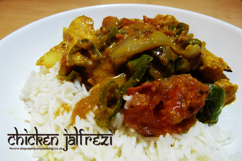 Chicken jalfrezi chicken jalfrezi low calorie under 300 calories per portion forumfinder Images