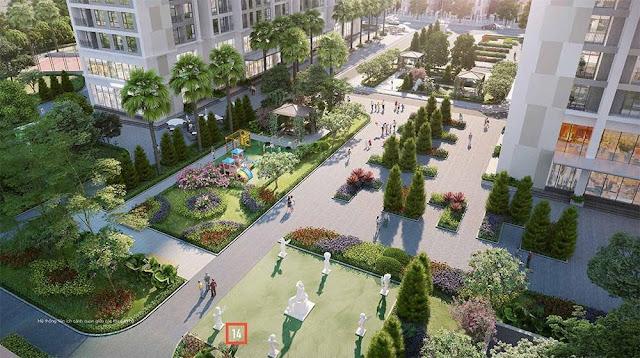 Dự án Le Grand Jardin Long Biên sẽ cung cấp cho thị trường khoảng 1200 căn hộ cao cấp